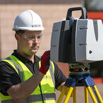 Site Engineering Laser Scanning Surveys Vision Engineering
