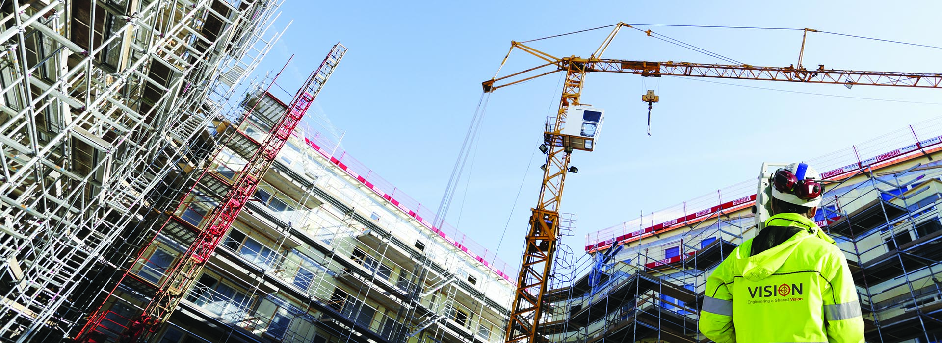 Advanced civil engineering surveys by Vision UK