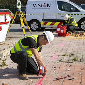 Site Engineering Surveys Vision Engineering