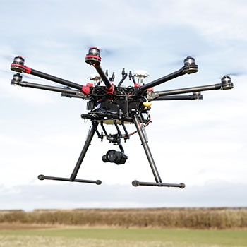 Drone engineering surveys by Vision UK