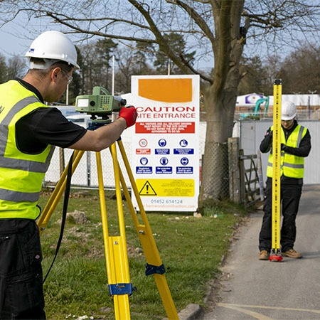 Topographic Surveys by Vision Engineering