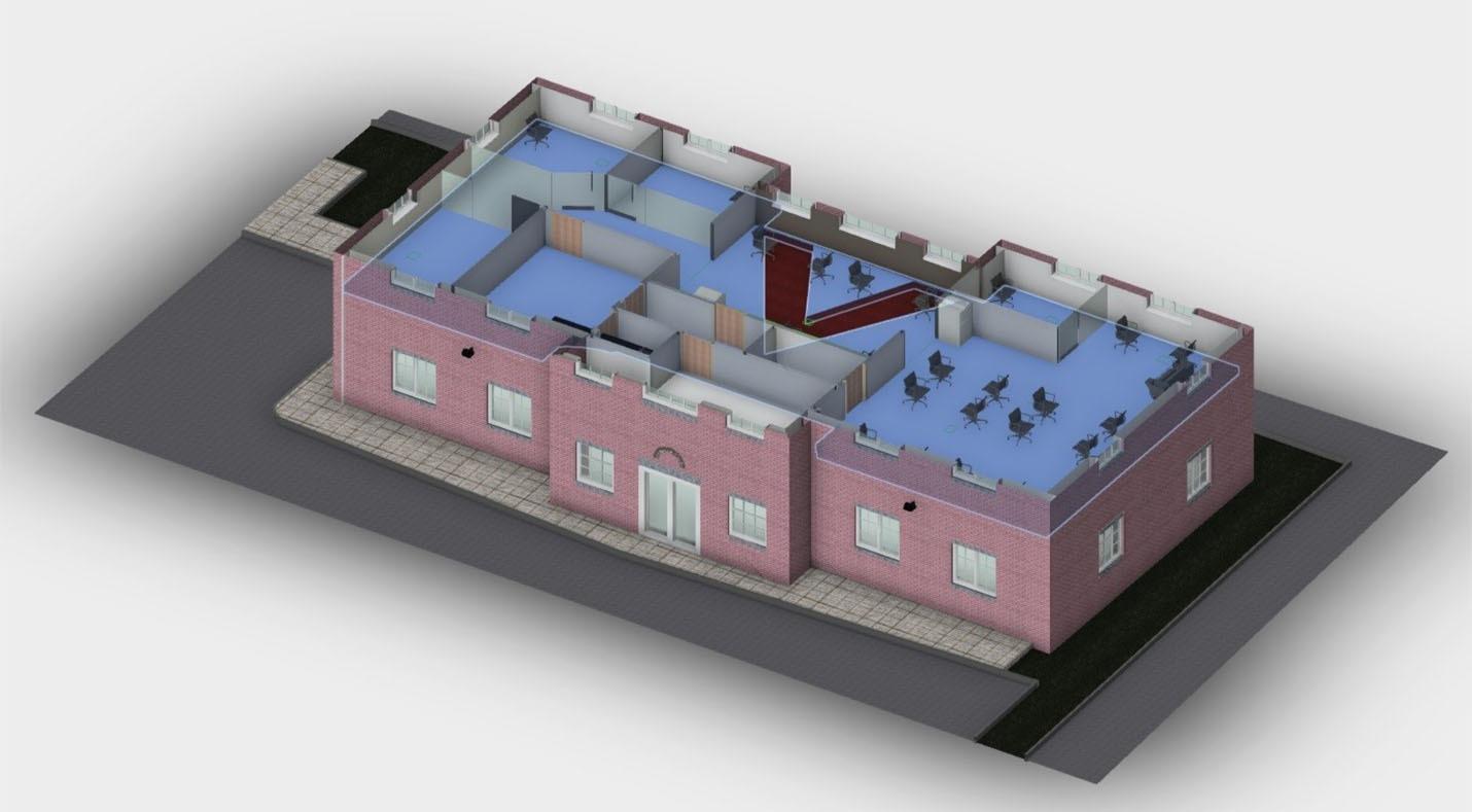 3d model talisman house