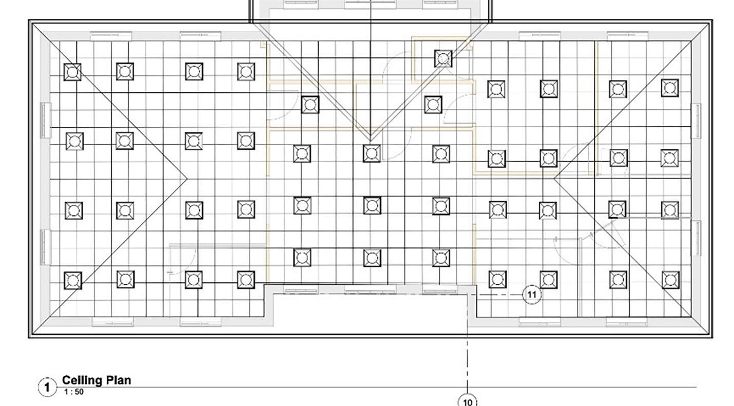 plan talisman house