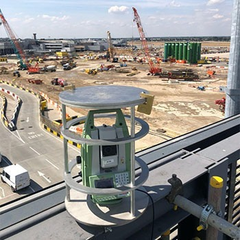 Heathrow Airport Development and Vision Engineering