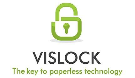 Vislock logo