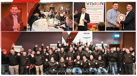 Vision Engineering Team Photo